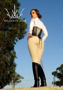 Mistress Jadis Equestrian