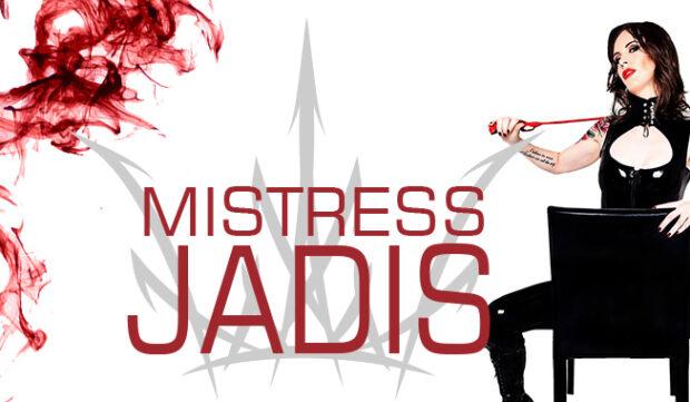 Mistress Jadis Black Keyhole latex red riding crop
