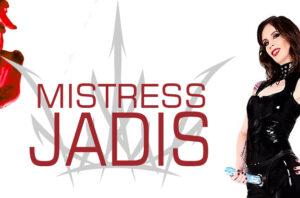 Mistress Jadis Strapon Black Latex