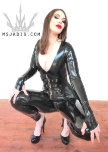 Mistress Jadis Black Latex